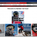 Member Services Page